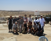 Unitarian Universalists for Justice in the Middle East Human Rights Delegation to the Holy Land.