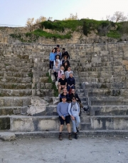 "Our Spring ""Hike Palestine"" Program Journeys From Nablus to Jerusalem"