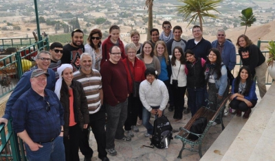 Social Justice Pilgrimage to the Holy Land 28th December 2013 - 7th January 2014, By: Theresa Marten