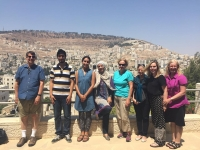 In the Footsteps of Jesus Summer 2017 Program