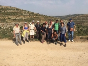 Saint Aman Group Visits the West Bank and Jerusalem